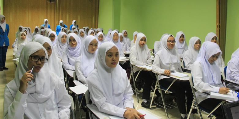 Pengenalan Program Studi Mahasiswa ( PPSM ) & Mulai Perkuliahan 2017