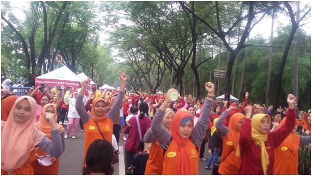 Germas Kota Tangerang 1