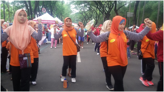 Germas Kota Tangerang 2