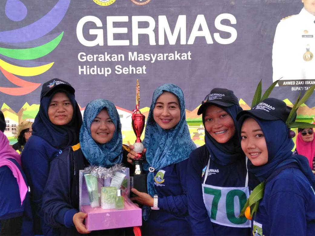 Germas Kabupaten Tangerang 1