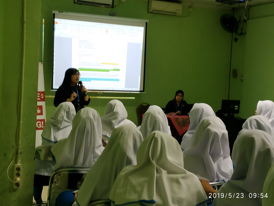 CAREER WORKSHOP & CAMPUS HIRING OLEH LIPPO INSURANCE(3)