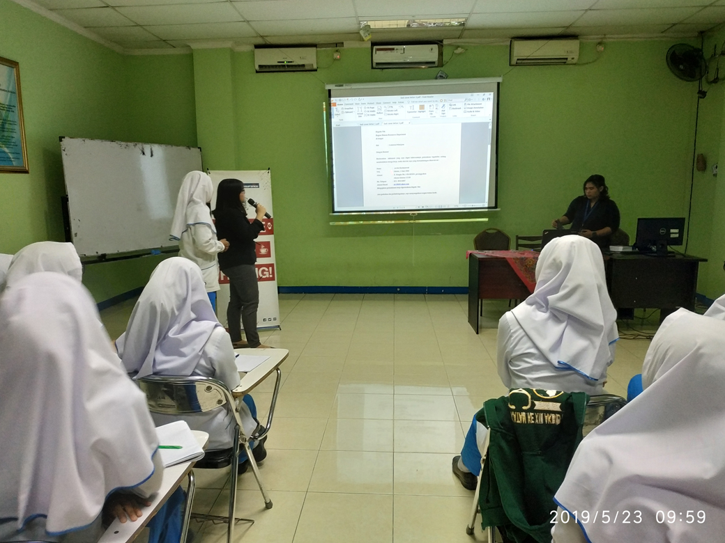 CAREER WORKSHOP & CAMPUS HIRING OLEH LIPPO INSURANCE(4)