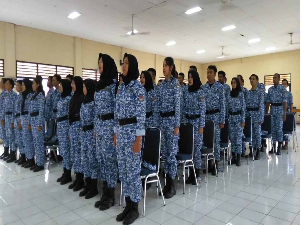 Bela Negara di Kesbangpol Kota Tangerang 2018 (2)